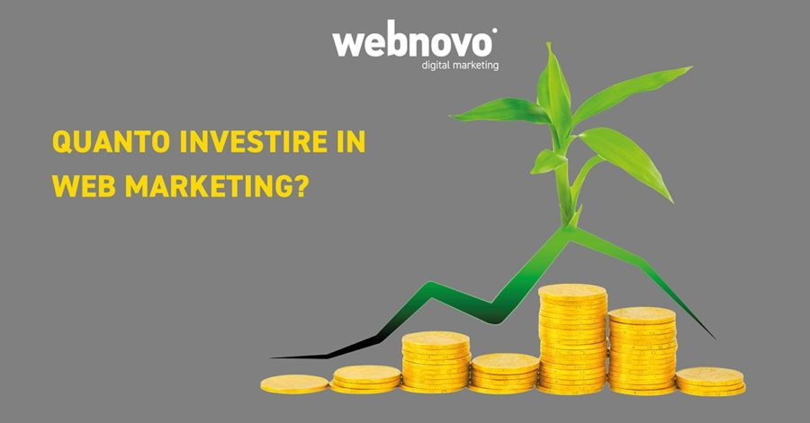 investire nel web marketing