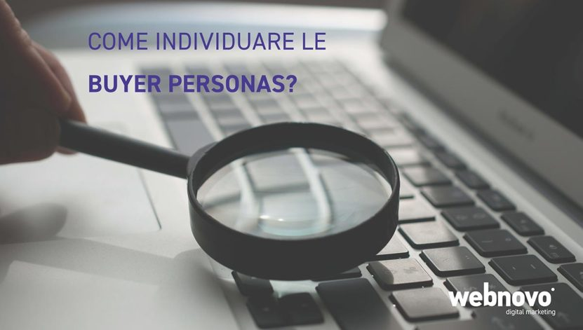 come individuare le buyer personas