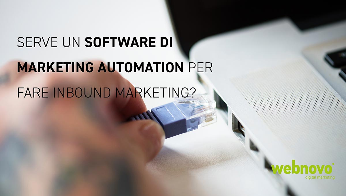 software di marketing automation