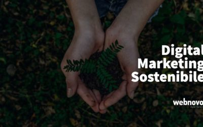 Digital marketing sostenibile