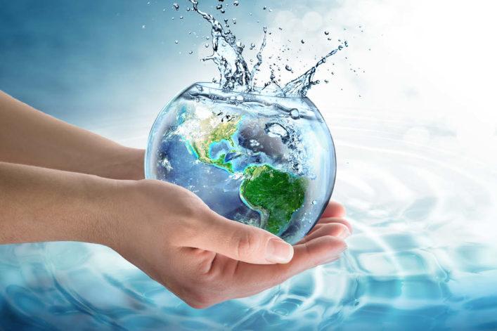 depurazione delle acque per salvaguardare il pianeta